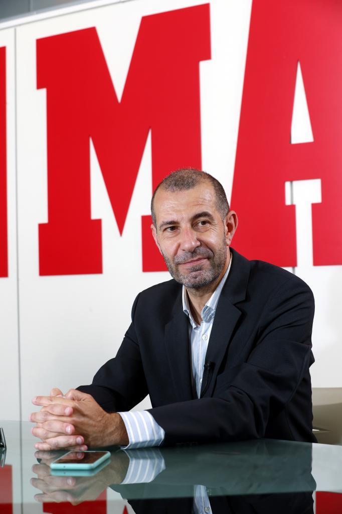 David Espinar, director de presidencia del Real Valladolid.