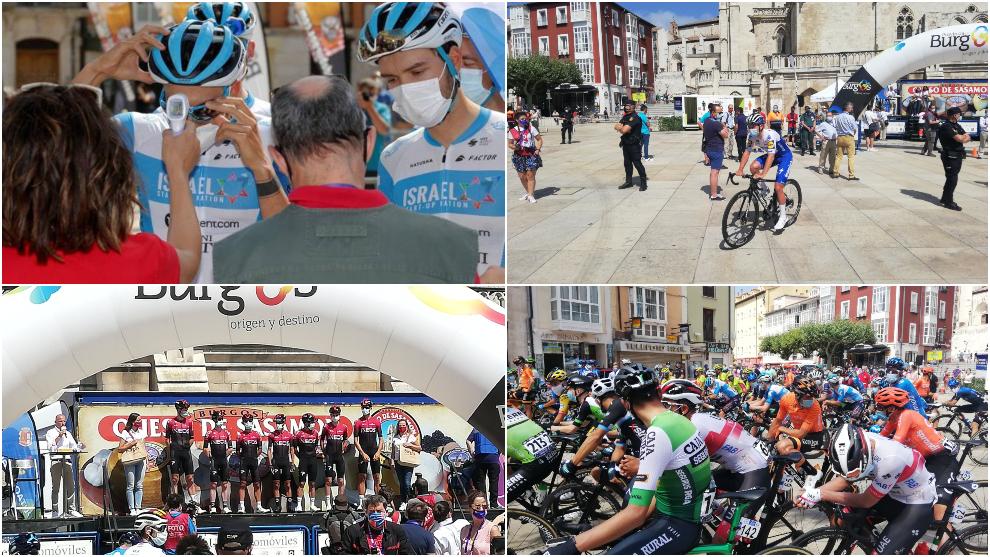 La Vuelta a Burgos ha abierto la nueva temporada del ciclismo tras el...