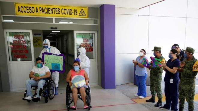 Las buenas noticias en medio de la pandemia por coronavirus en este...