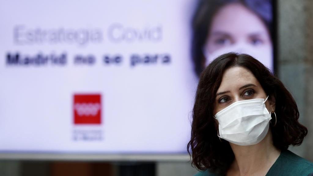 Coronavirus Madrid: Qué se puede y qué no se puede hacer en Madrid desde el  jueves por el coronavirus | Marca.com