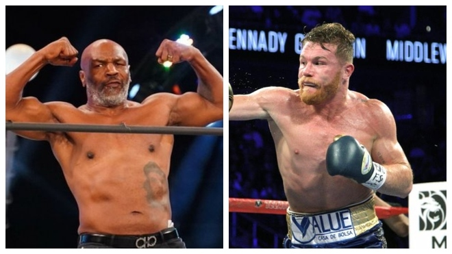 ¿Mike Tyson o Canelo Álvarez? Ambos han previsto sus combates para la misma noche
