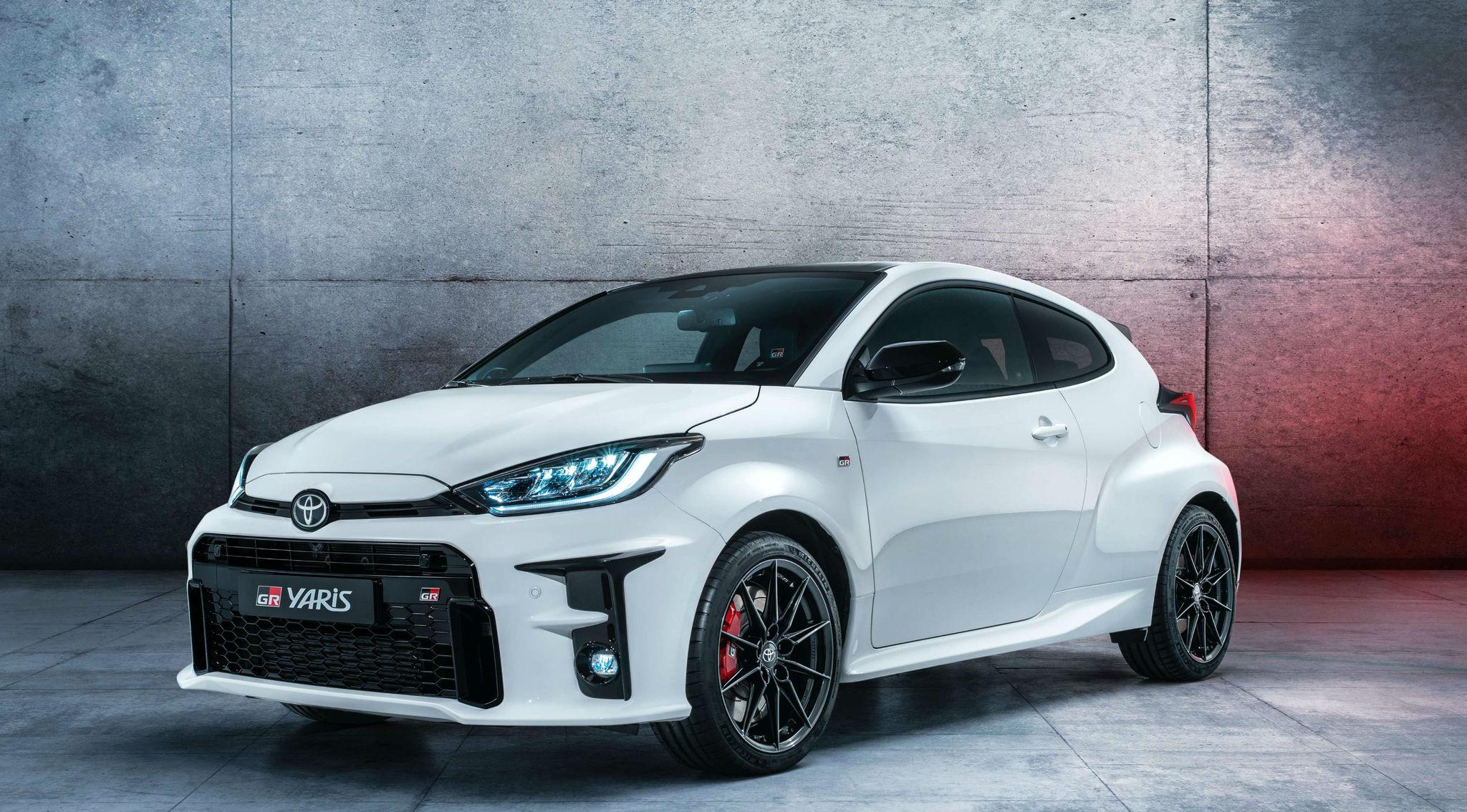 El nuevo Toyota GR Yaris ya se puede reservar: cuesta 32.900 euros