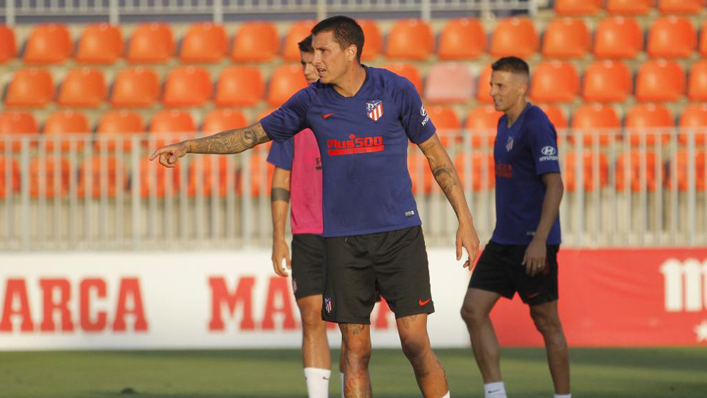 Gimenez: Atletico achieved their goal this season despite doubts from many people