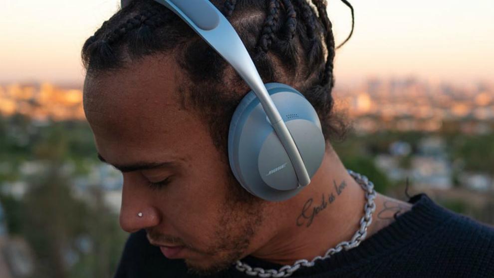 Lewis Hamilton, en el mundo de la música