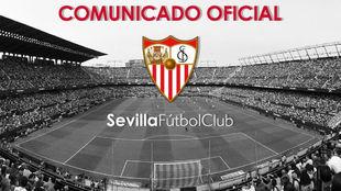 Positivo en el Sevilla... a una semana de la Europa League