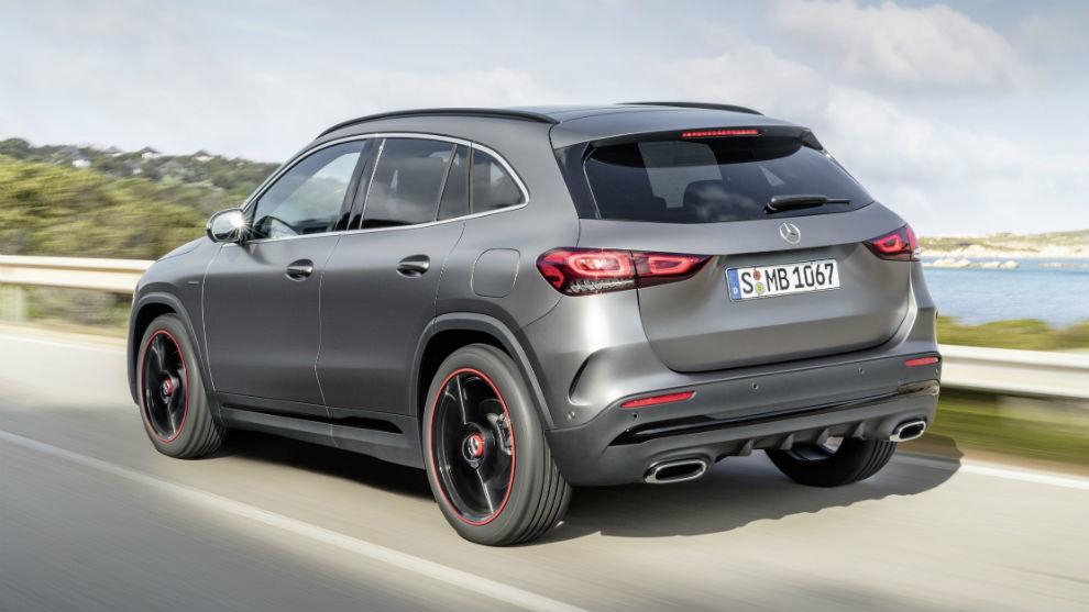 El GLA 200 diésel será la versión más vendida en España.