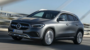 El nuevo Mercedes-Benz GLA ya está disponible en España.