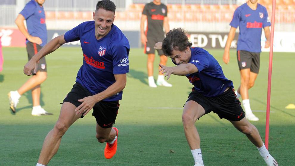 Arias and Riquelme.