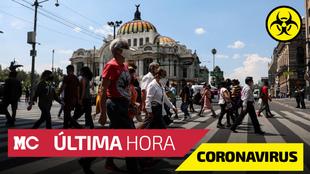 Coronavirus en México hoy lunes 26 de octubre