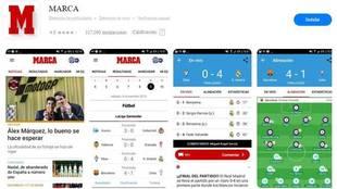 Ya puedes descargar la app de MARCA en la tienda de Huawei
