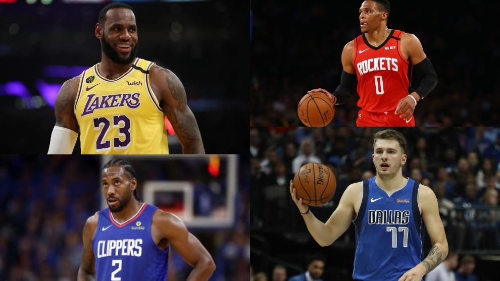 Apuestas NBA: ¿Quiénes son los favoritos en la vuelta de la competición?