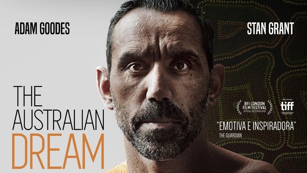The Australian Dream, el documental sobre la inspiradora historia del exjugador de la AFL Adam Goodes
