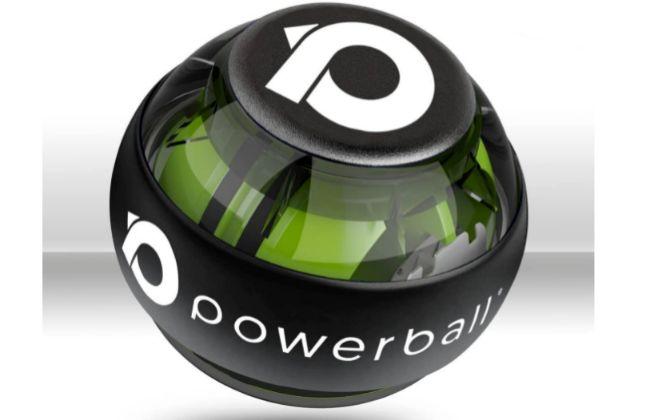 Powerball: así funciona la bola para fortalecer los brazos que arrasa en Amazon