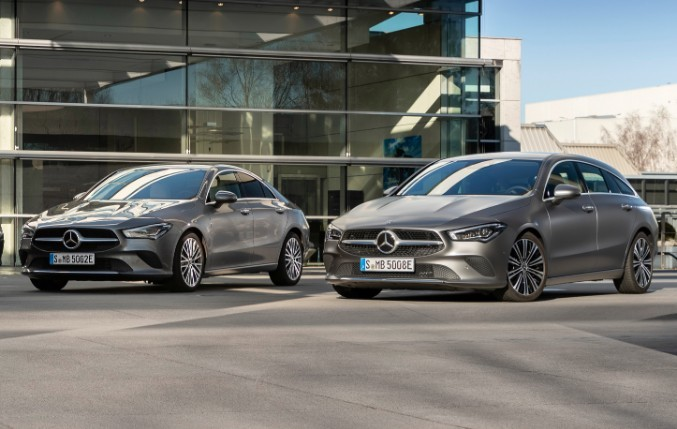 Con estas novedades, son ya 19 los híbridos enchufables de Mercedes-Benz.