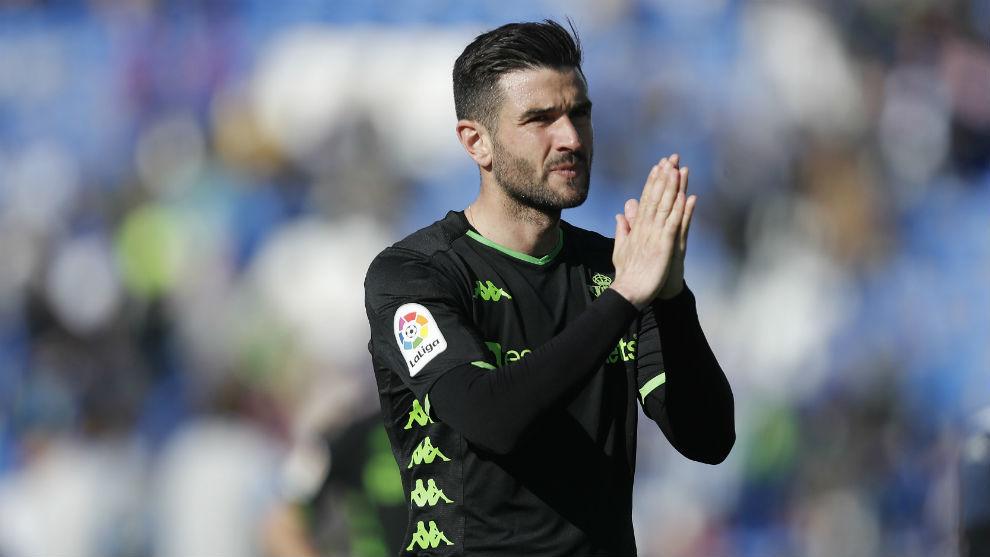 El lateral se despide del Betis tras tres temporadas