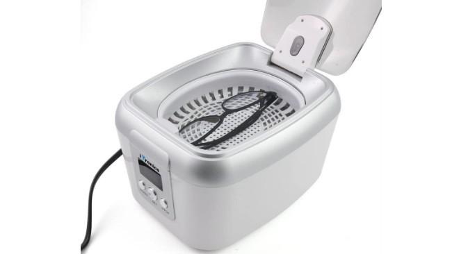 Limpiar con ultrasonido: quita la suciedad sin mover ni un dedo