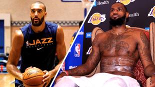 Pelicans vs Jazz y Lakers vs Clippers reanudan la actividad de la NBA