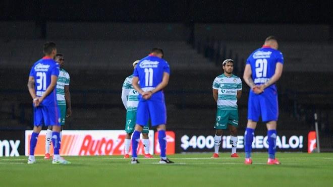 La Liga MX registra 108 casos positivos de Covid-19.