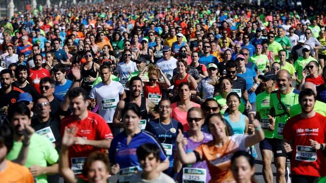 El gasto en deporte de los españoles aumentó antes de la pandemia