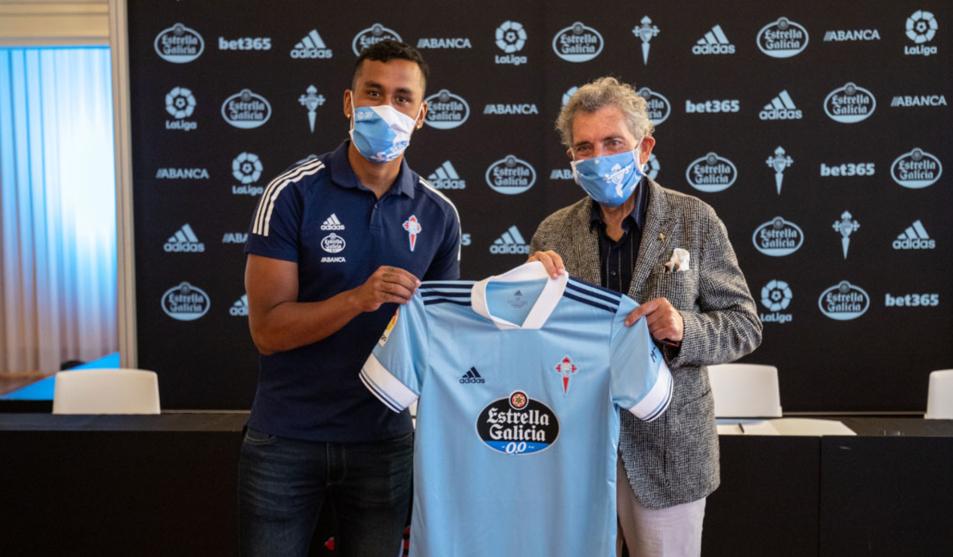 """Renato Tapia: """"Creo que en el Celta me voy a sentir como en casa"""""""