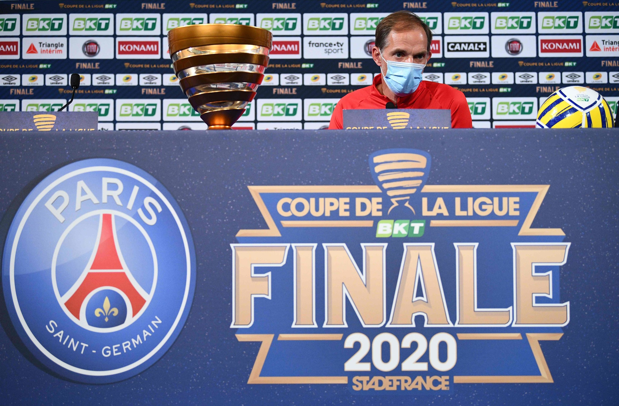 PSG complete domestic treble with League Cup triumph