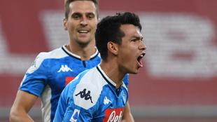 El técnico italiano está de acuerdo con la directiva del Napoli con...