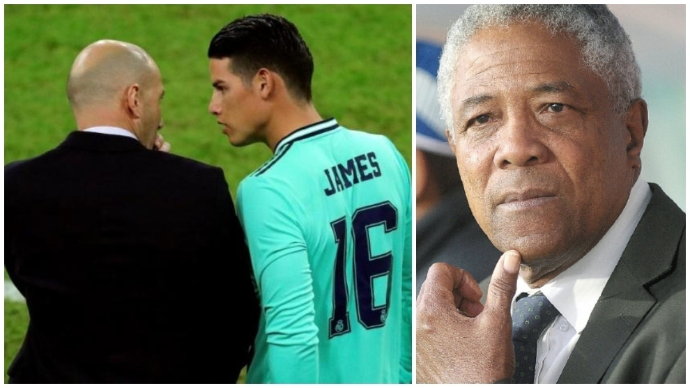 Maturana: James and his entourage have to sort out their issues