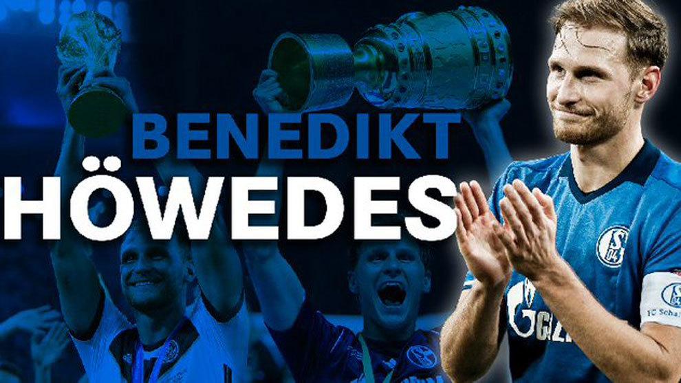 Höwedes, campeón del mundo en 2014, anuncia su retirada