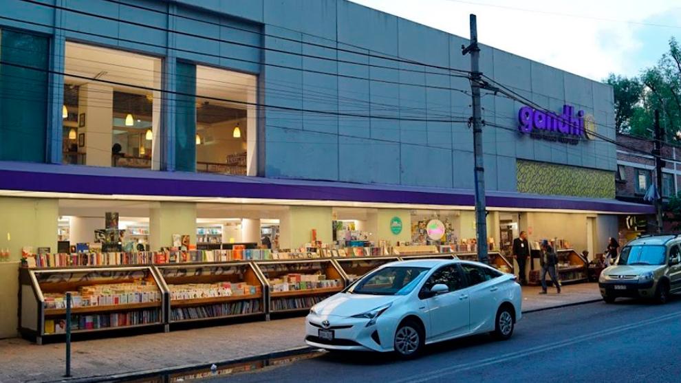 Gandhi cerrará su librería 'Oportunidades', ubicada en Miguel Ángel...