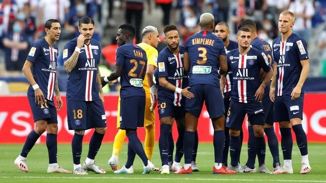 La terrible noticia que recibió el PSG previo a su duelo por Champions |  ECUAGOL