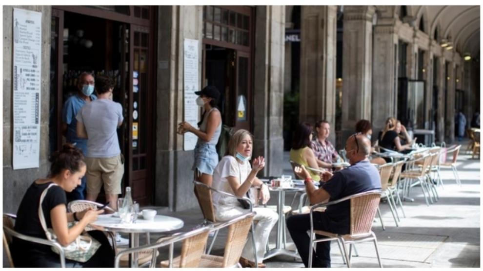 El País Vasco anunció nuevas restricciones al ocio nocturno