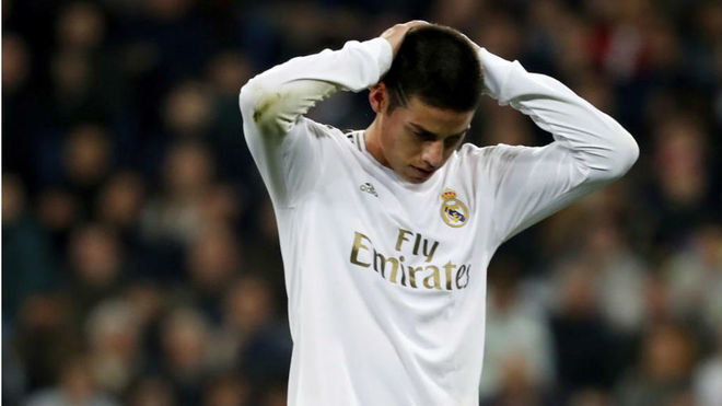 James Rodriguez nears Real Madrid exit