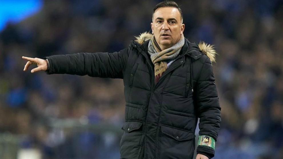 """Carlos Carvalhal: """"Fue un gran año; es hora de seguir en casa, soy producto del Braga"""""""