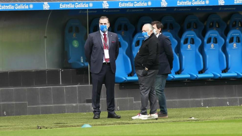Marcha atrás: ahora Fuenlabrada debe jugar con Deportivo La Coruña