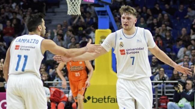 """Doncic: """"Campazzo se merece estar en la NBA y espero que lo consiga"""""""