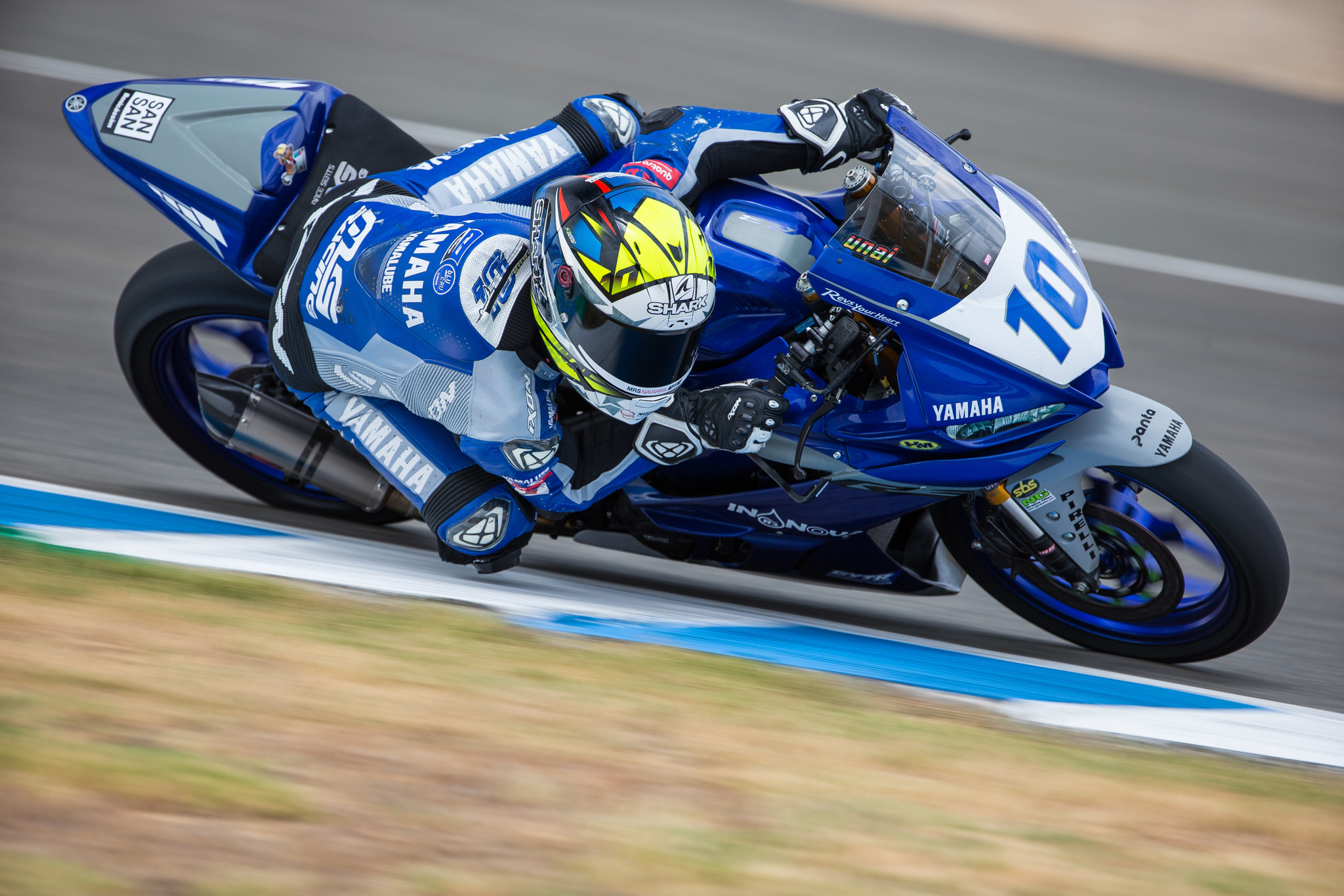 Unai Orradre (Yamaha), ganador en Jerez