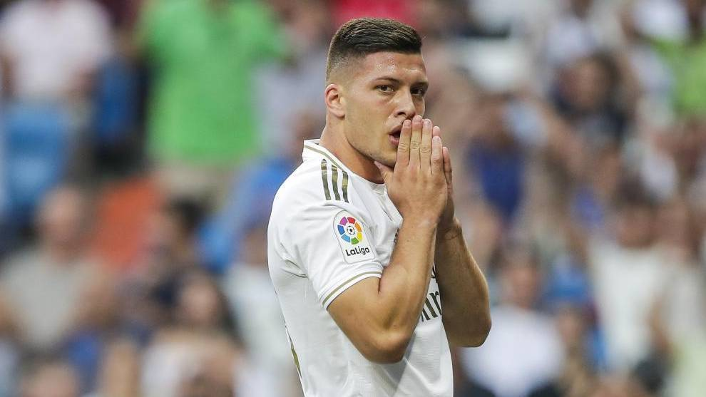 The 'self-destruction' of Luka  Jovic: He could ruin his career