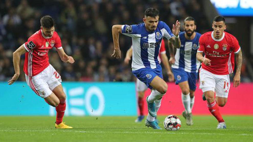 Benfica - Porto: resumen, resultado y goles
