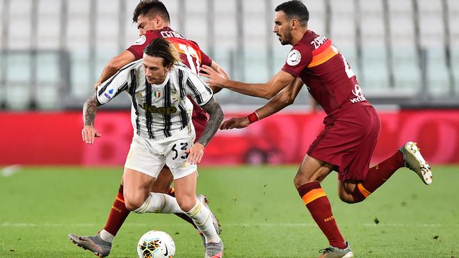 Serie A Una Juventus Alternativa Cae Ante La Roma En Su Ultimo Juego De La Temporada Marca Claro Mexico