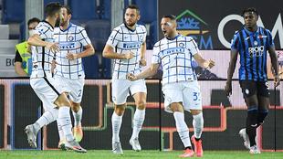 El Inter y Atalanta estarán en la próxima temporada de la Champions...