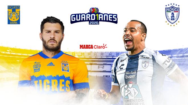 Tigres vs Pachuca de la Liga MX en vivo y en directo online; jornada...