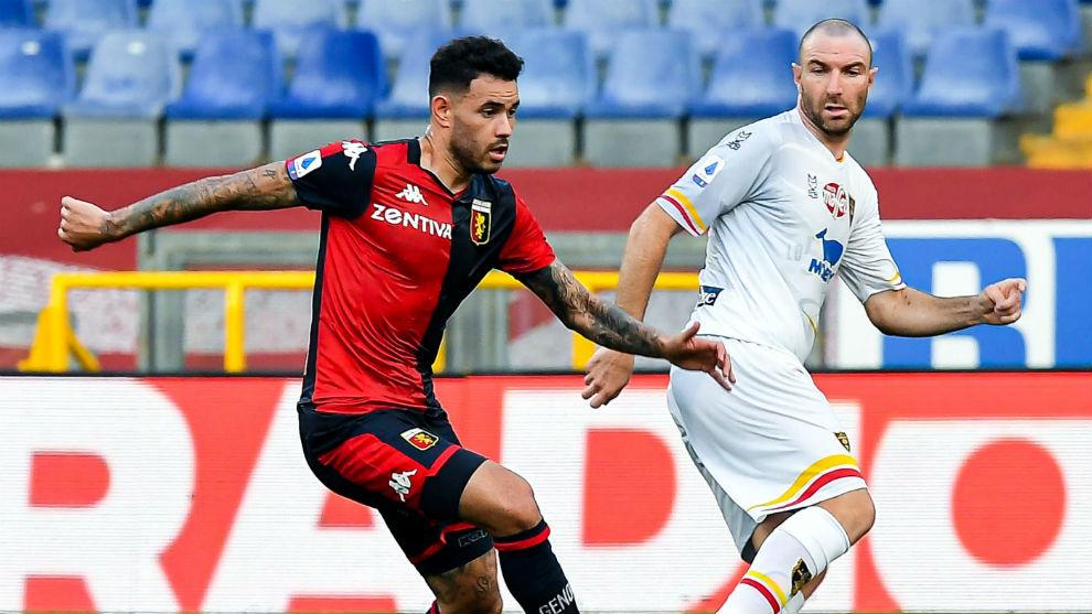 El hispano-paraguayo finaliza hoy su cesión al club italiano