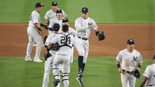 La MLB con un fin de semana complicado por el Covid-19.