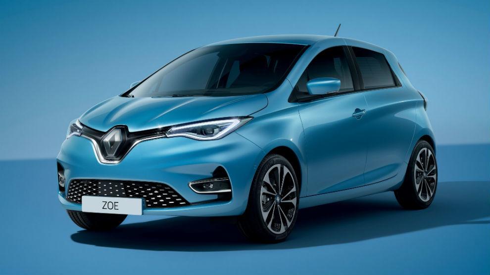 El Renault Zoe tiene una autonomía eléctrica de casi 400 kilómetros.