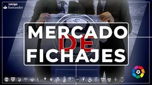 Mercado de fichajes: rumores, altas y bajas para la temporada 2020-21 en Primera división