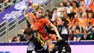 Polman choca con Ainhoa Hernández y Almudena Rodríguez en la final...