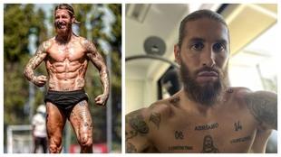 A Sergio Ramos le quedaba una parte del cuerpo sin tatuar: ya no