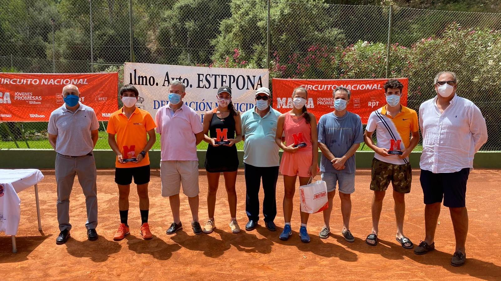 José A. Bandera Concejal Deportes Fernando Bulnes Campeón  José M....