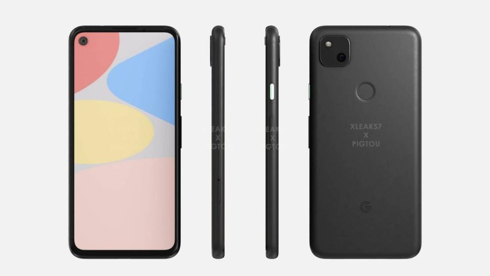 Así es el nuevo Google Pixel 4a | Marca.com