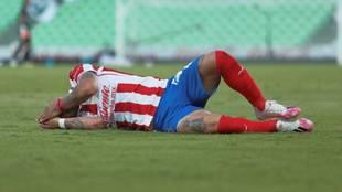 Santos 2-0 Chivas: Fernando Gorriarán marcó los dos goles